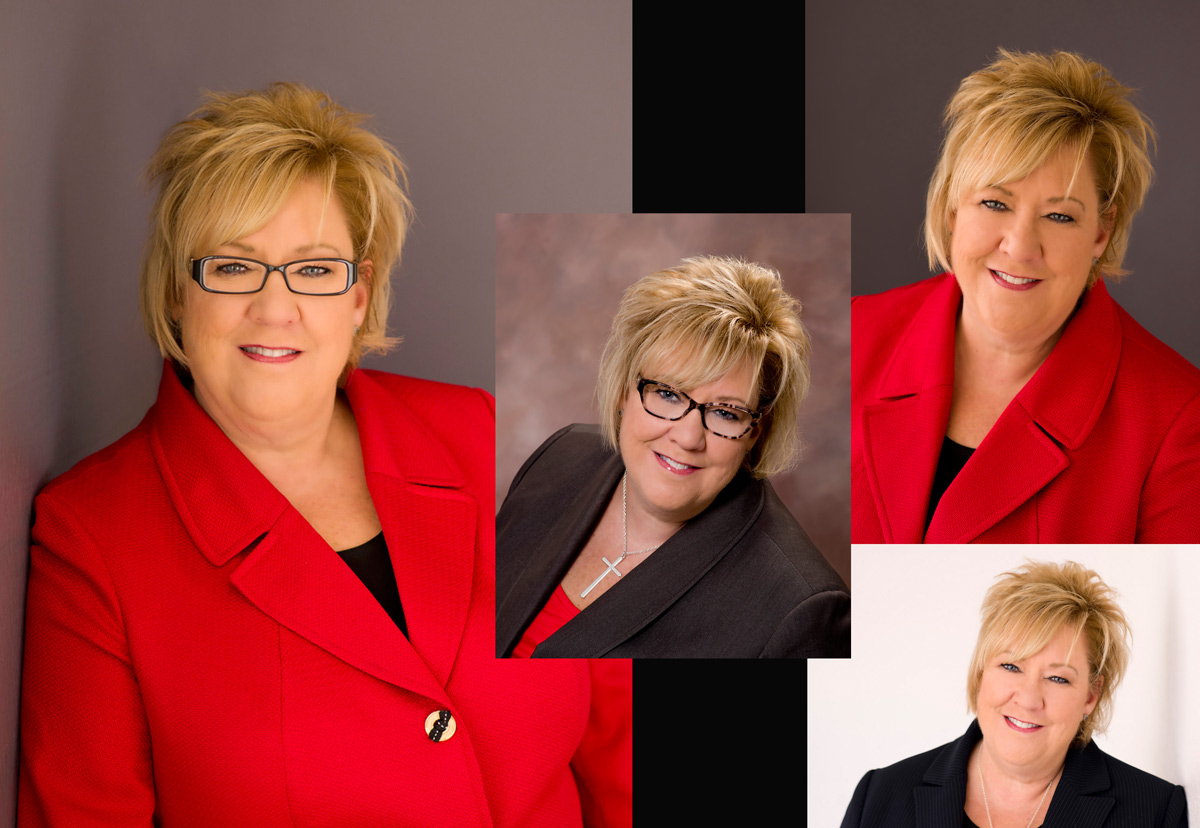 Corporate headshots and executive portraits